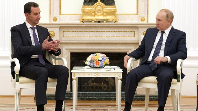 اهتمام تركي ومحاولة لفهم رسائل موسكو إثر لقاء الأسد وبوتين