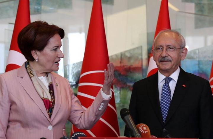 """أزمة داخل تحالف المعارضة بتركيا بسبب """"الرئاسة"""".. هل ينهار؟"""