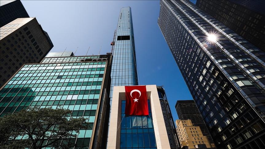 """أحد أبرز رموز نيويورك.. أردوغان يستعد لافتتاح """"البيت التركي"""""""