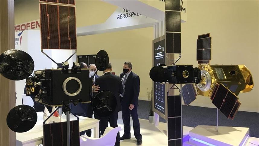 تركيا تشارك في أضخم معرض أمريكي للأقمار الصناعية