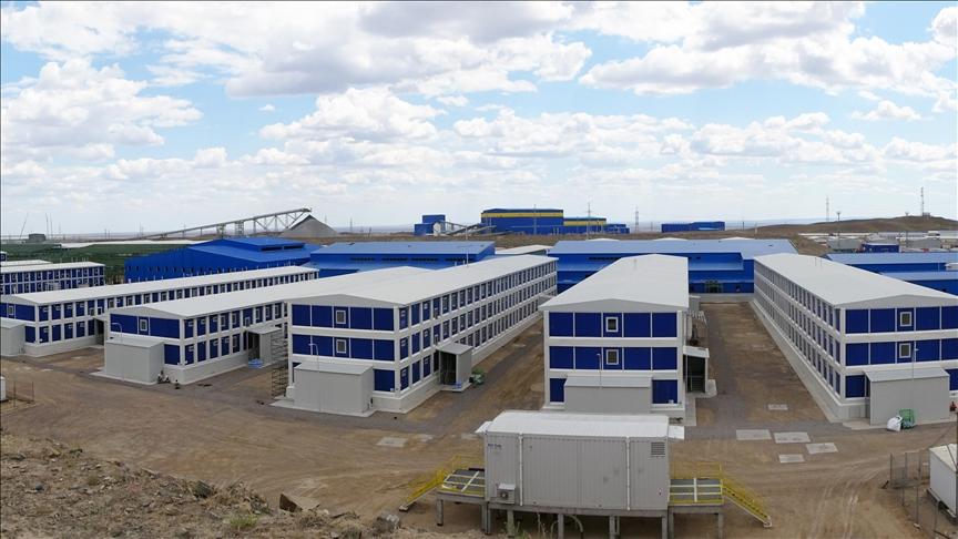 """""""دورجة"""" التركية للأبنية مسبقة الصنع تعتمد """"النمذجة الشاملة"""""""
