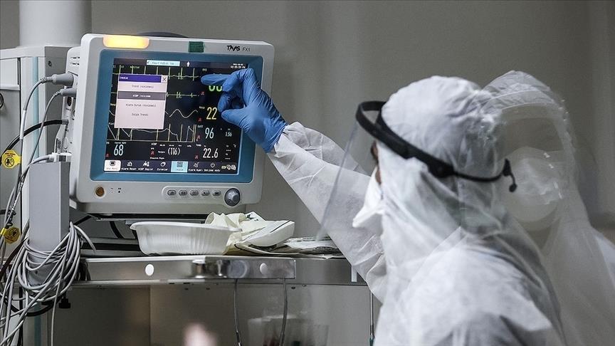 تركيا تسجل 231 وفاة بفيروس كورونا