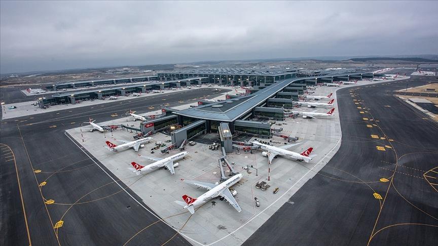 """مطار إسطنبول يحصل على جائزة """"مطار العام 2021"""""""