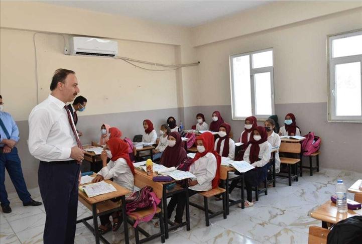 مخصصة للسوريين والأتراك.. افتتاح 9 مدارس بدعم متبرّعين كويتيين في ولاية أورفا