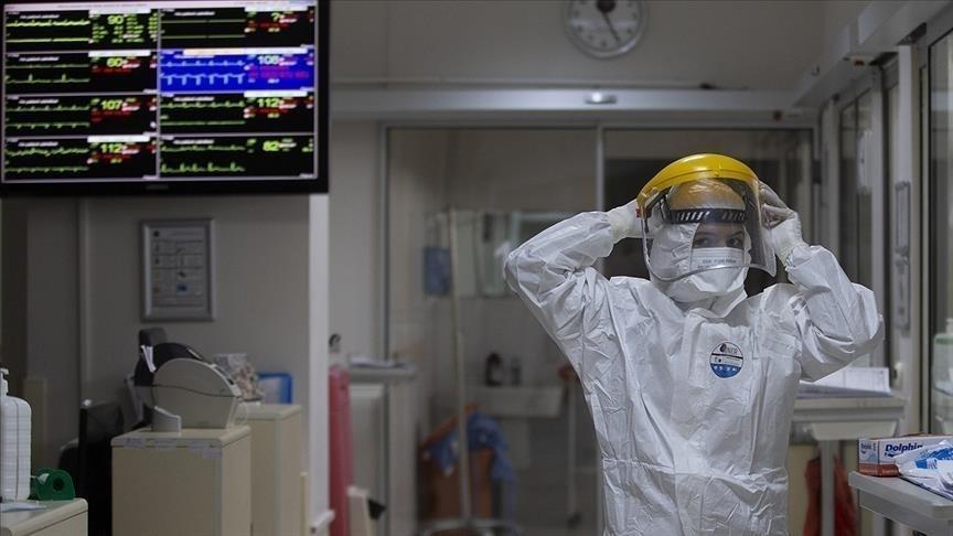تركيا تسجل 276 وفاة ونحو 28 ألف إصابة جديدة بكورونا