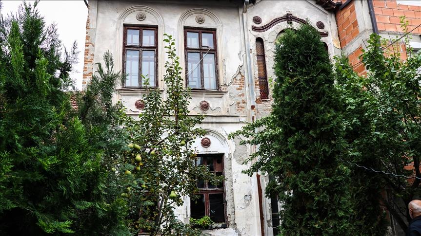 سكوبيه.. منزل عثماني يقاوم الانهيار منذ 150 عاماً
