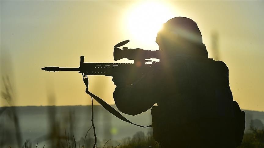 الدفاع التركية: تحييد 5 إرهابيين شمالي سوريا