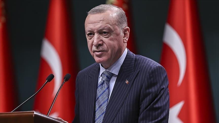 أردوغان: نفد صبرنا تجاه بؤر الإرهاب شمالي سوريا