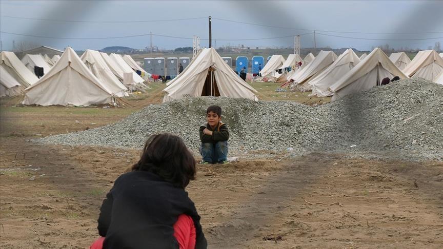 الأمم المتحدة: هناك أدلة على دفع اليونان اللاجئين نحو تركيا