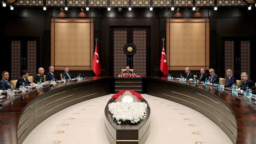 برئاسة أردوغان.. انتهاء اجتماع اللجنة التنفيذية للصناعات الدفاعية