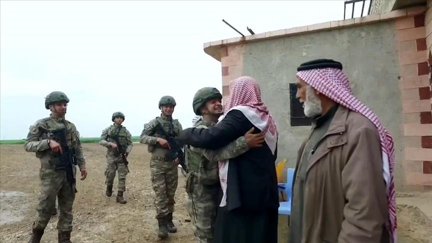 """الدفاع التركية تحتفي بالذكرى الثانية لعملية """"نبع السلام"""" بسوريا"""