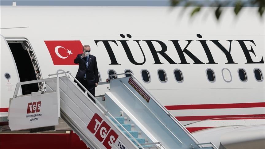 أردوغان يبدأ جولة تشمل 3 دول أفريقية